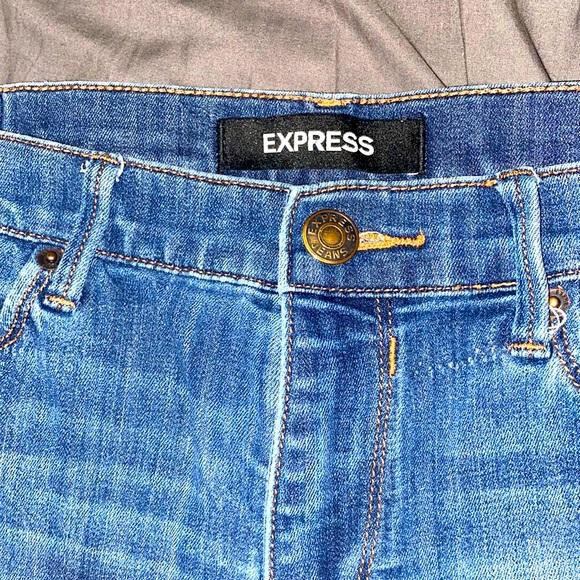 Women's Express Skinny Jeans Size 8